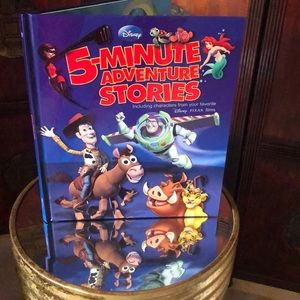 Disney collectible adventure children's book